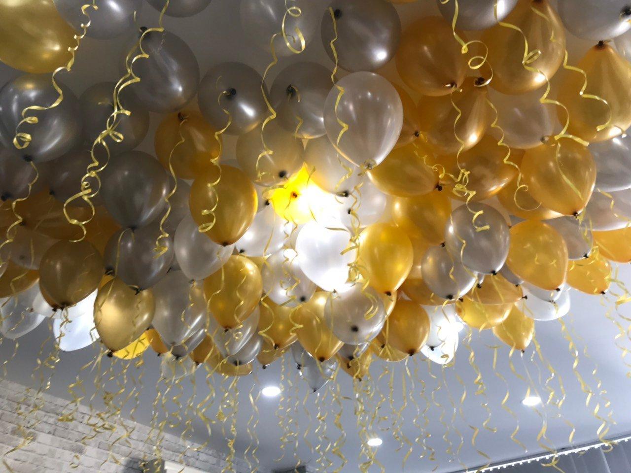 Bong bóng trang trí tiệc, sinh nhật, lễ hội (100 cái)
