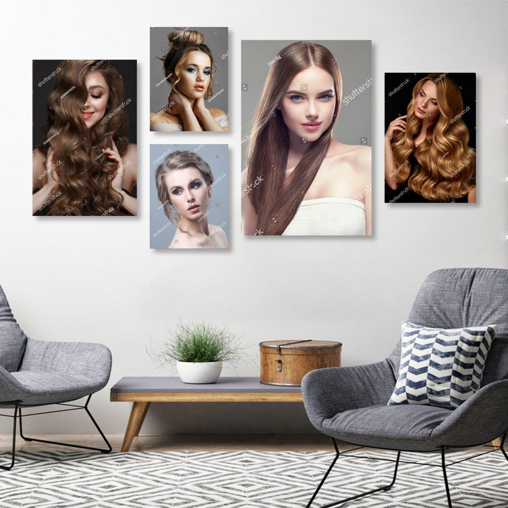 Tranh treo tường vẻ đẹp phụ nữ 7