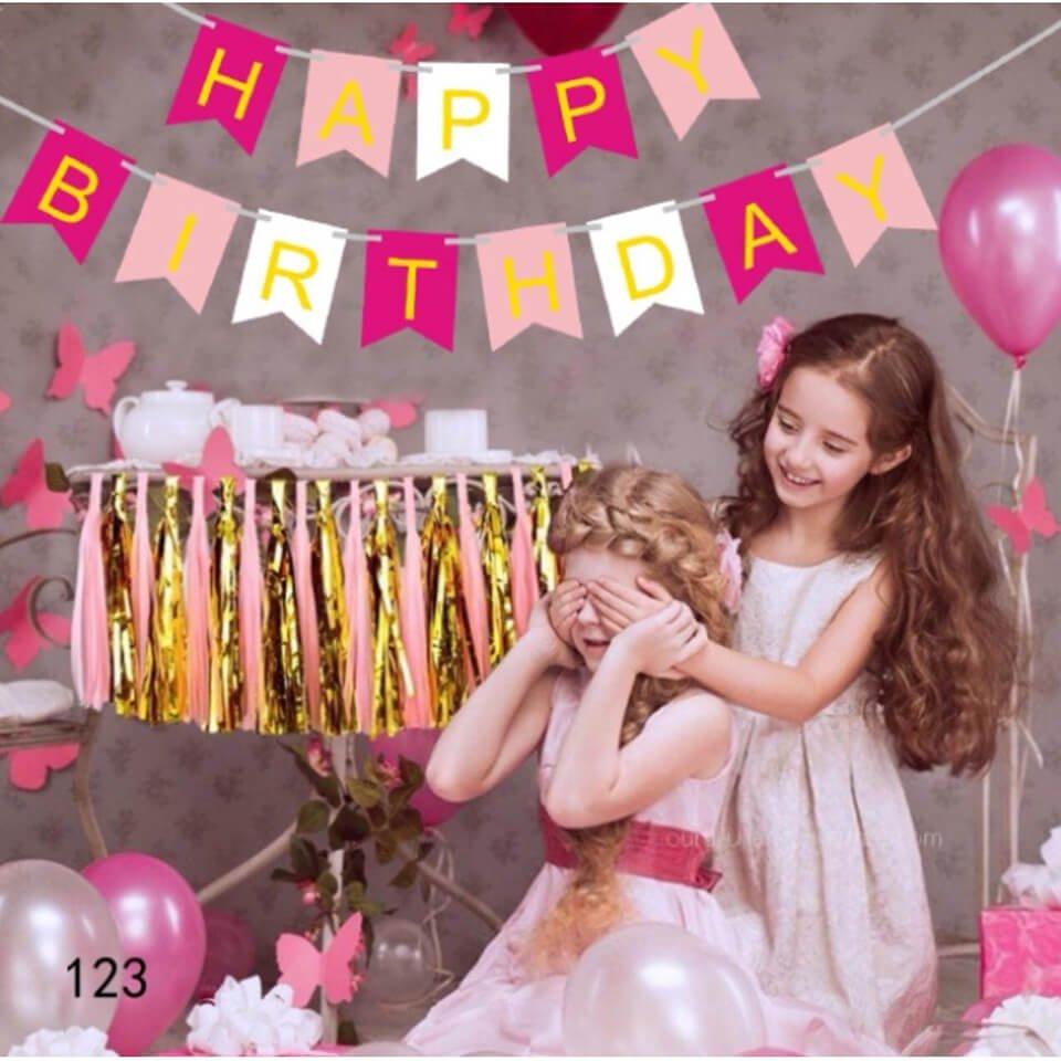 dây chữ chúc mừng sinh nhật