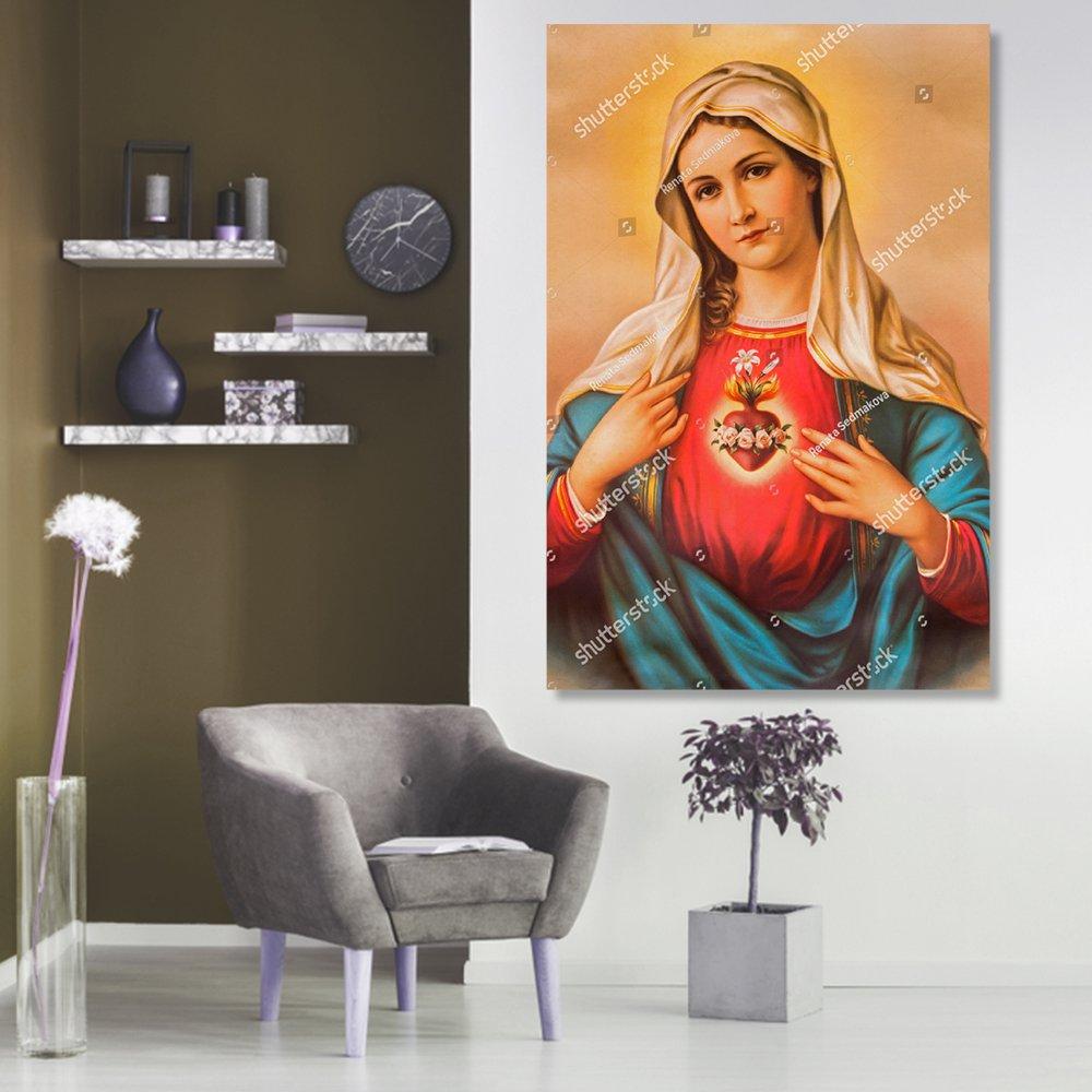 Tranh Treo Tường Đức Mẹ Maria
