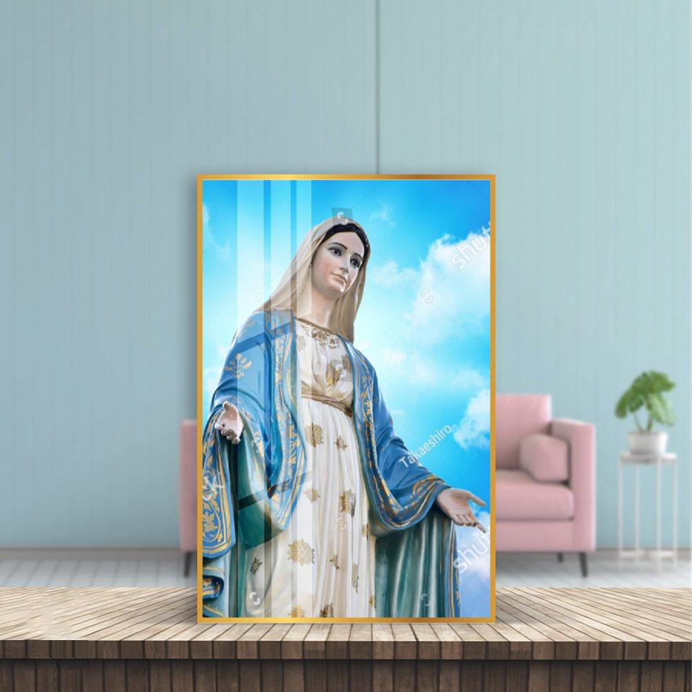 Tranh Treo Tường Đức Mẹ Maria 6