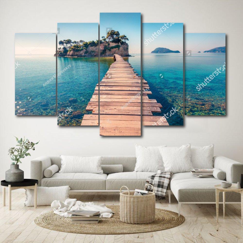 Tranh Treo Tường phong cảnh biển 3