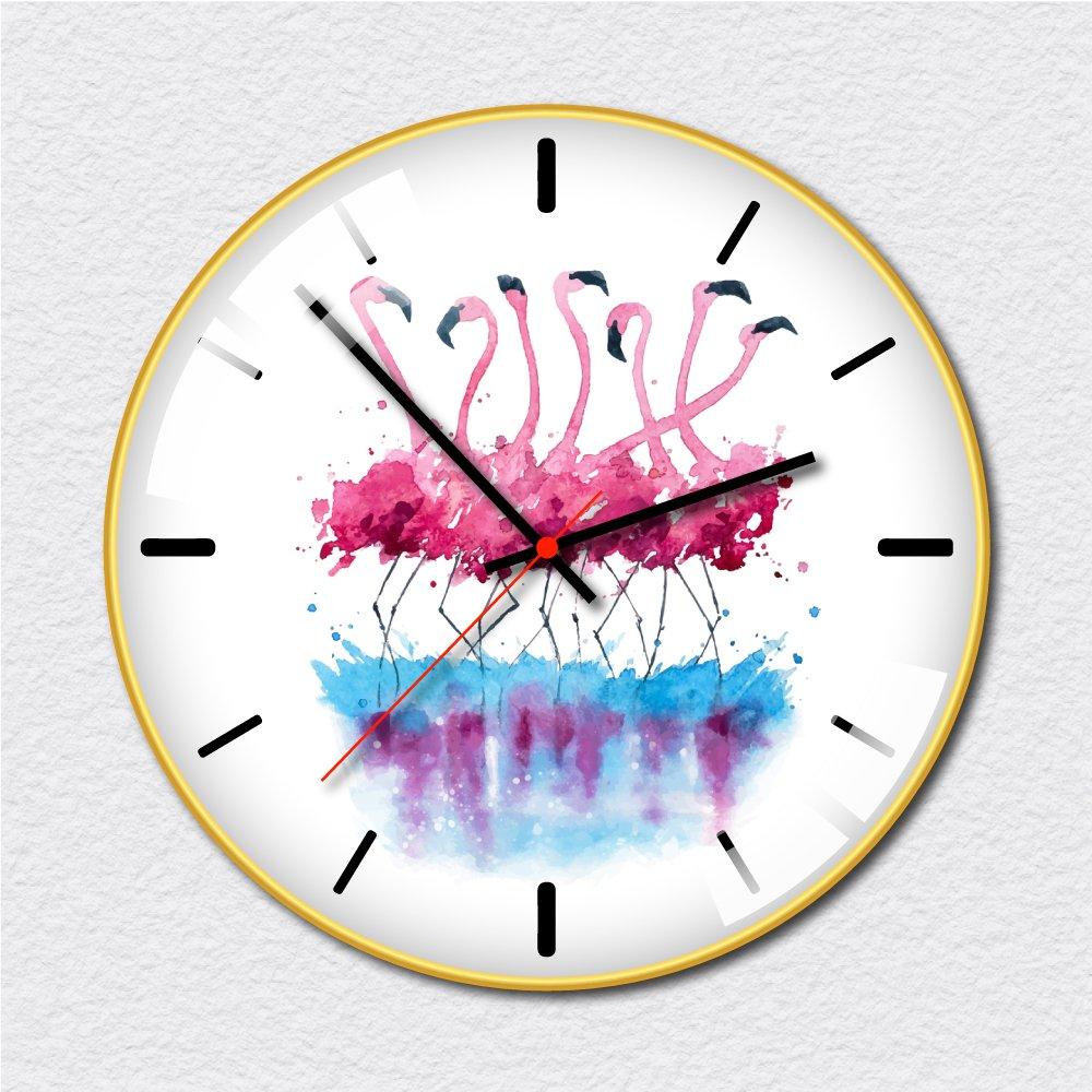 Đồng hồ vintage đàn hồng hạc