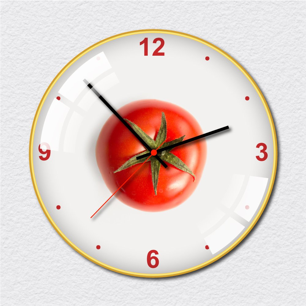 Đồng hồ vintage quả cà chua