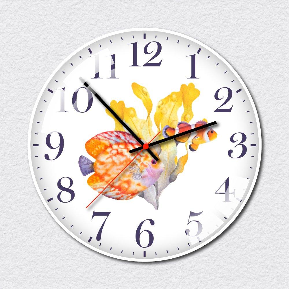 Đồng hồ vintage Cá Sắc Màu