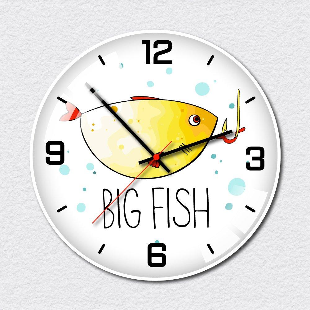 Đồng hồ vintage Cá Sắc Màu 3
