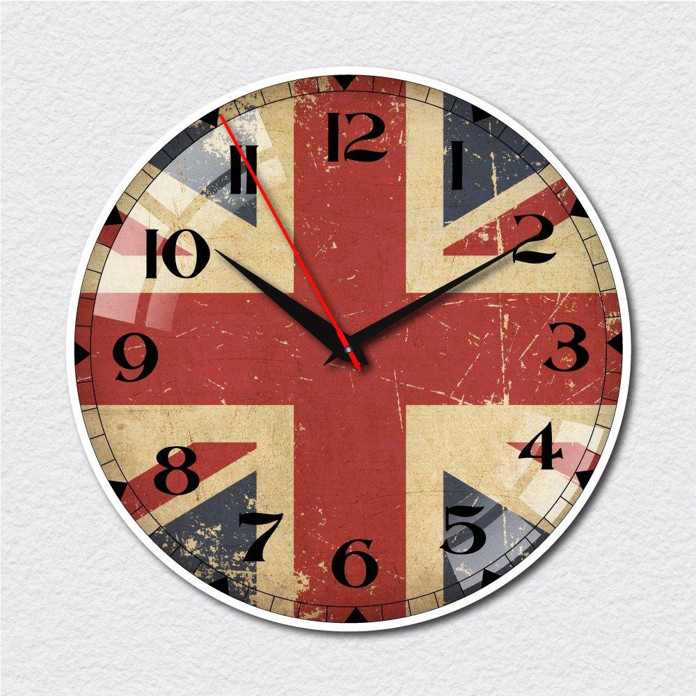 Đồng hồ vintage quốc kỳ Anh