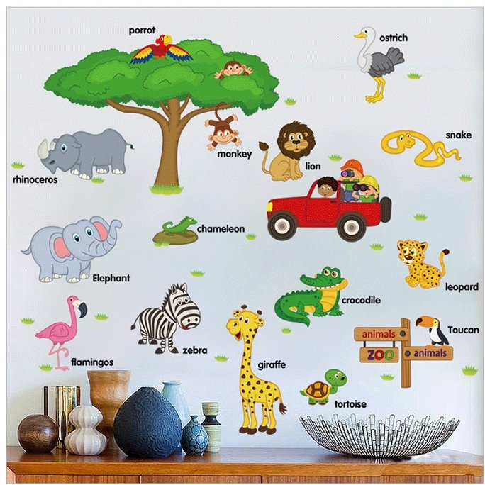 Vườn thú Châu Phi