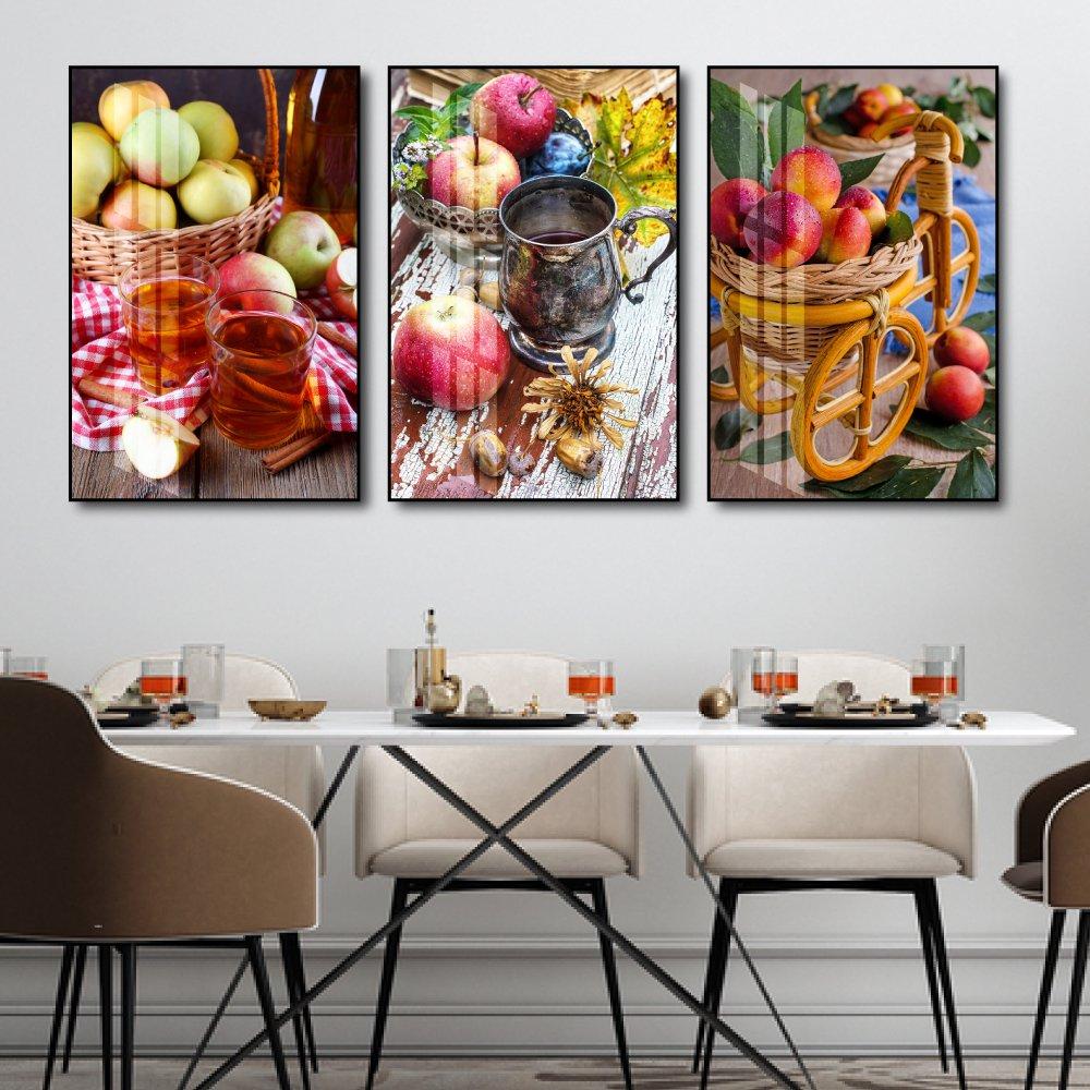 Tranh treo tường bếp phòng ăn nghệ thuật đương đại