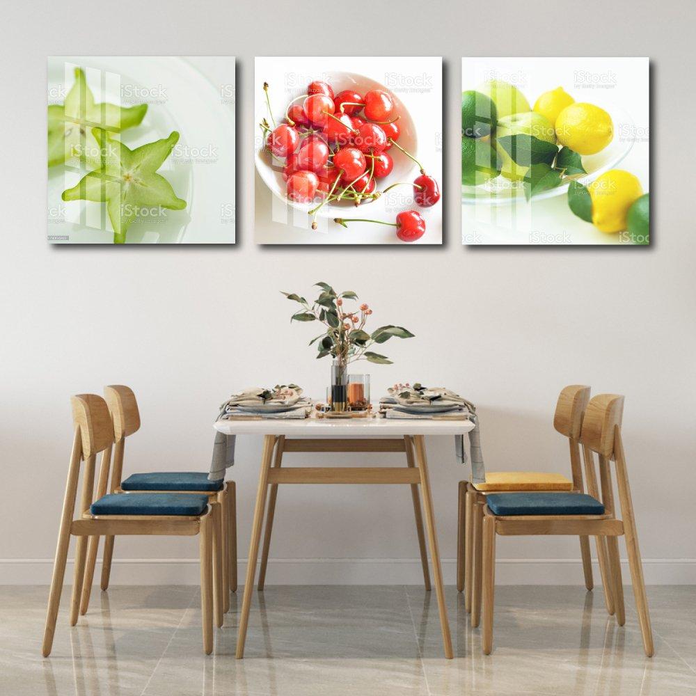 Tranh treo tường Bếp và phòng ăn nghệ thuật trái cây