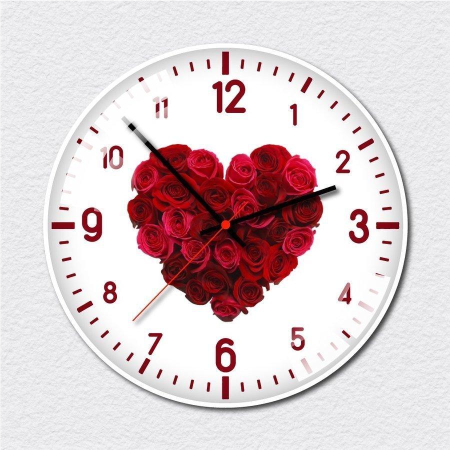 Đồng Hồ Vintage hoa hồng tình yêu