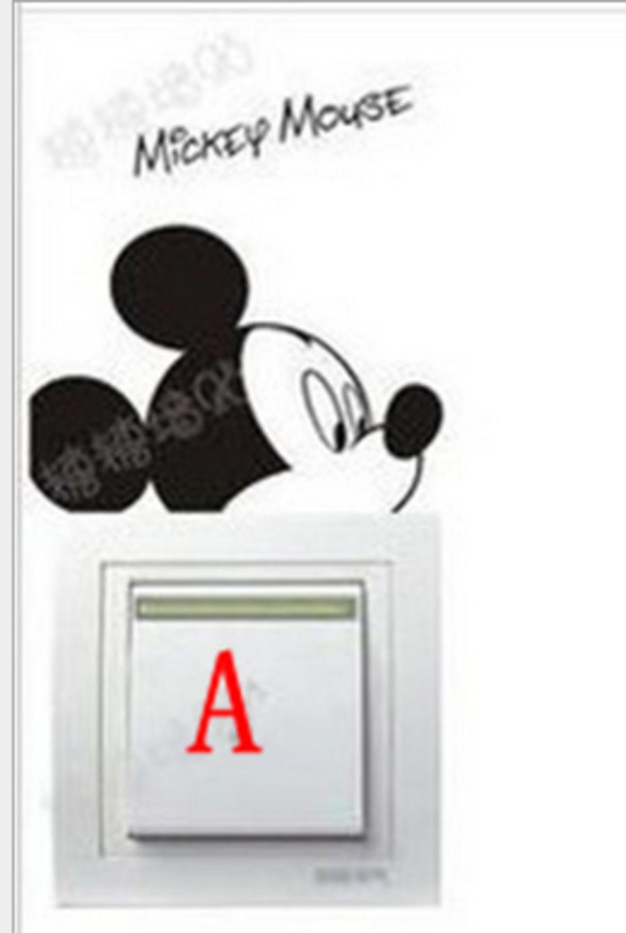 Ổ điện chuột mickey