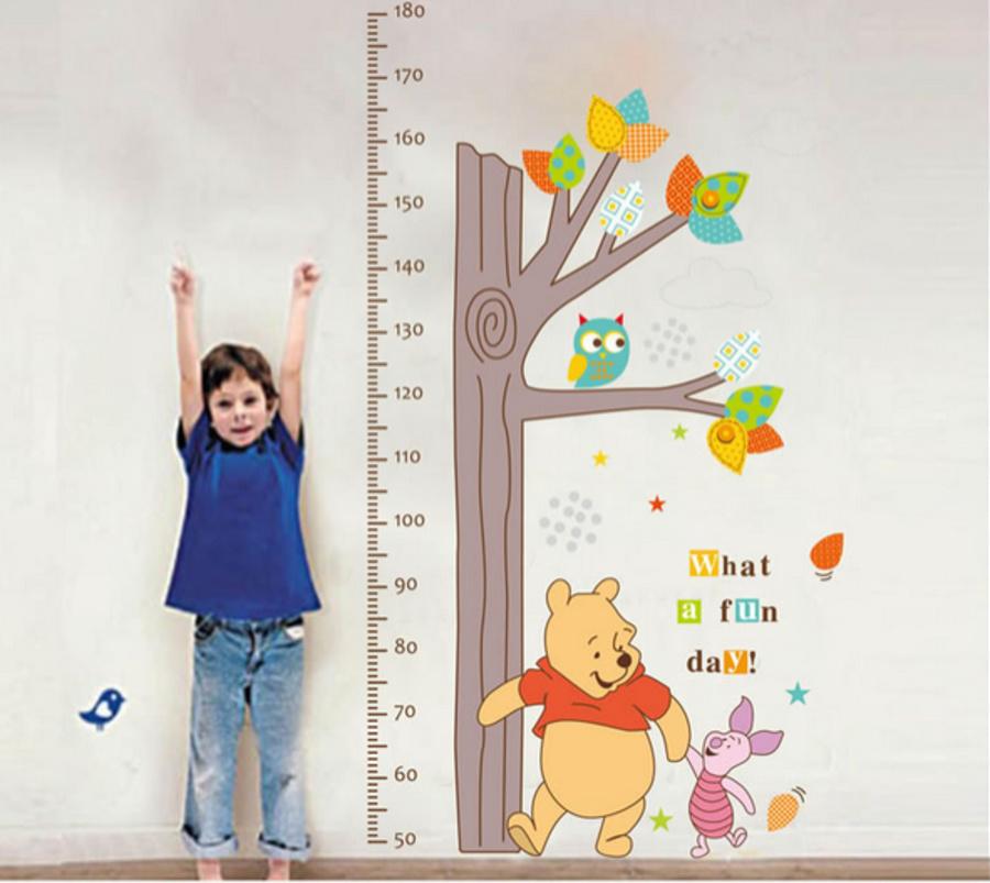Thước đo gấu Pooh 2