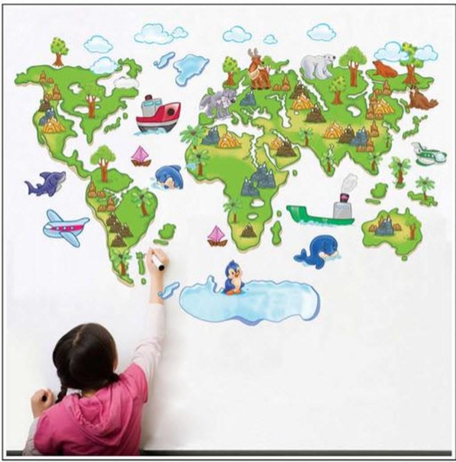 Bản đồ xanh