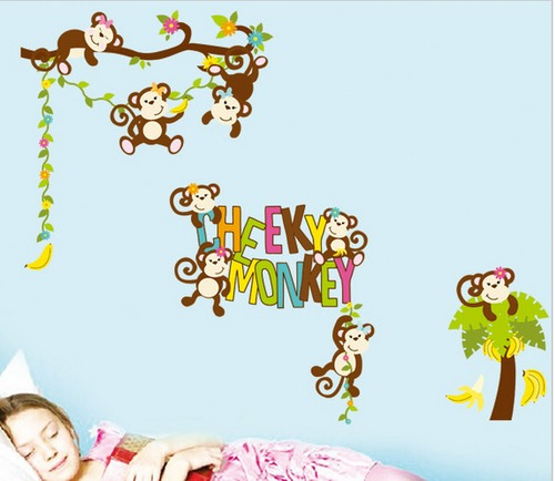 Gia đình khỉ 3