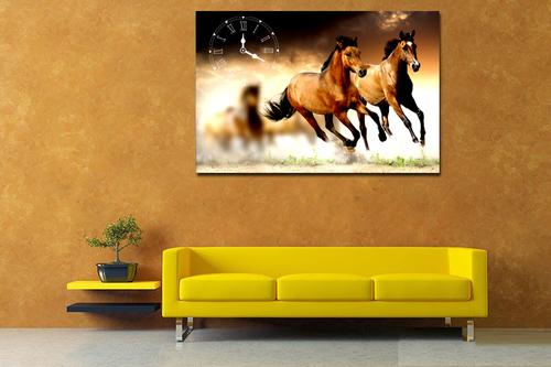 Tranh ngựa 1 tấm