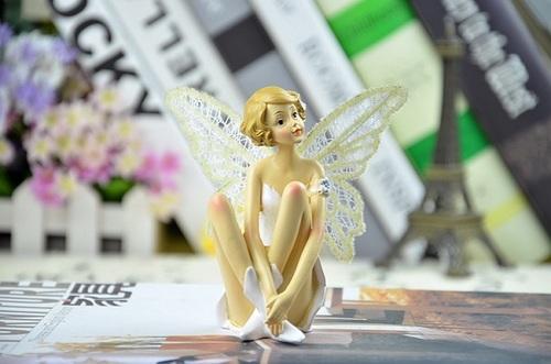 Tượng thiên sứ có cánh 02
