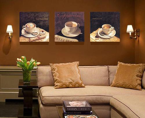Tranh treo tường coffee
