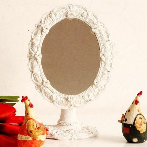 Gương trang điểm để bàn 01