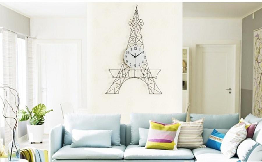 Đồng hồ đính đá hình tháp (CH)