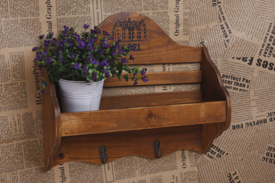 Móc treo đồ gỗ