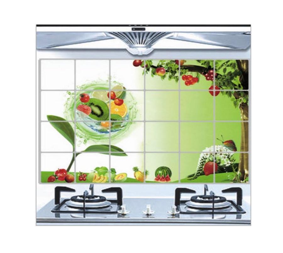 Decal dán bếp nước ép size 60x90cm
