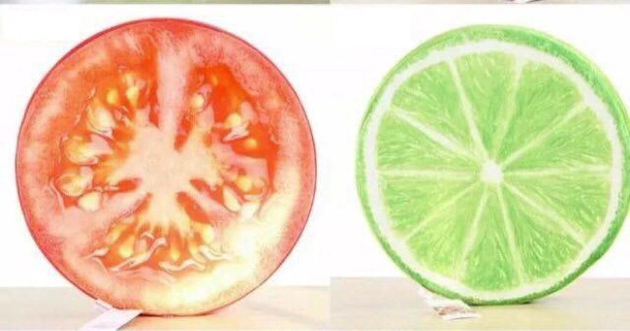 Gối 3D cà chua