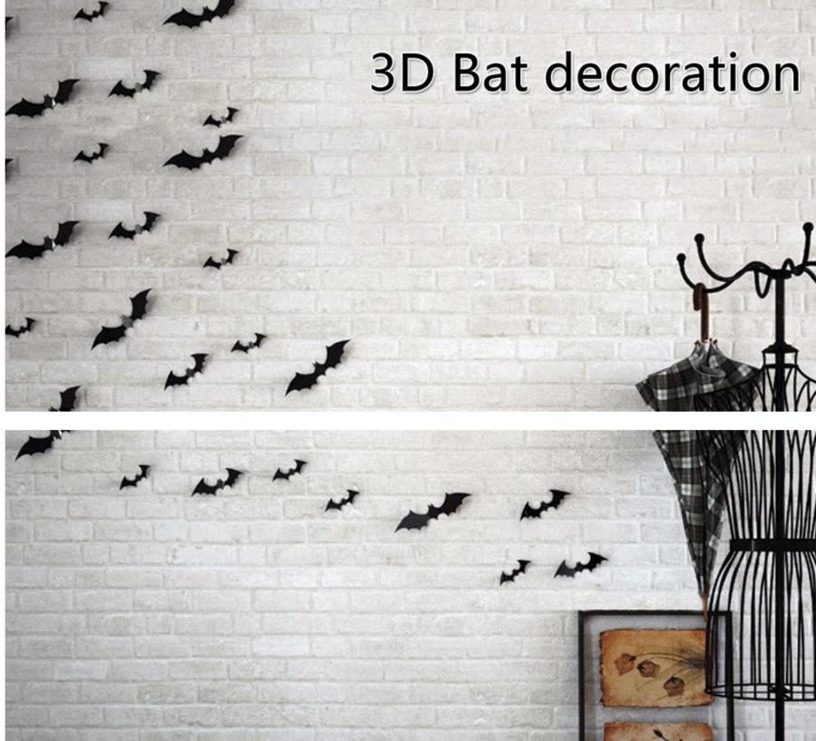 Bộ dơi 3D bộ 12 con