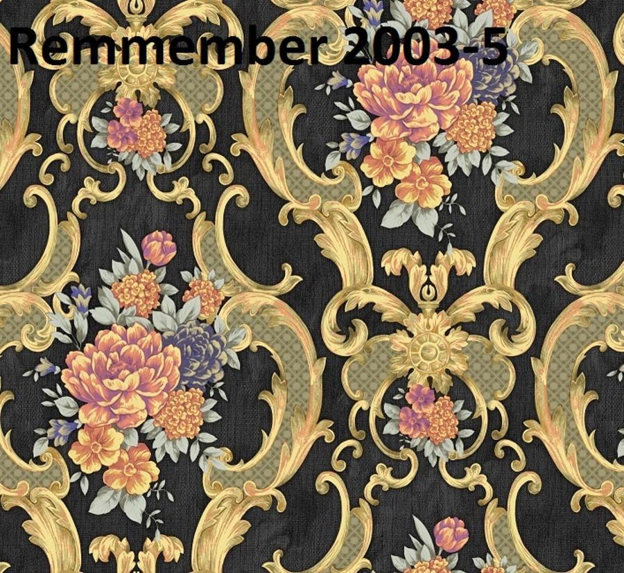 Giấy dán tường hoa lớn RE2003-5