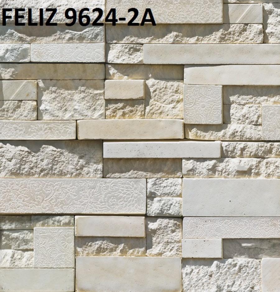 Giấy dán tường giả đá 9624-2A