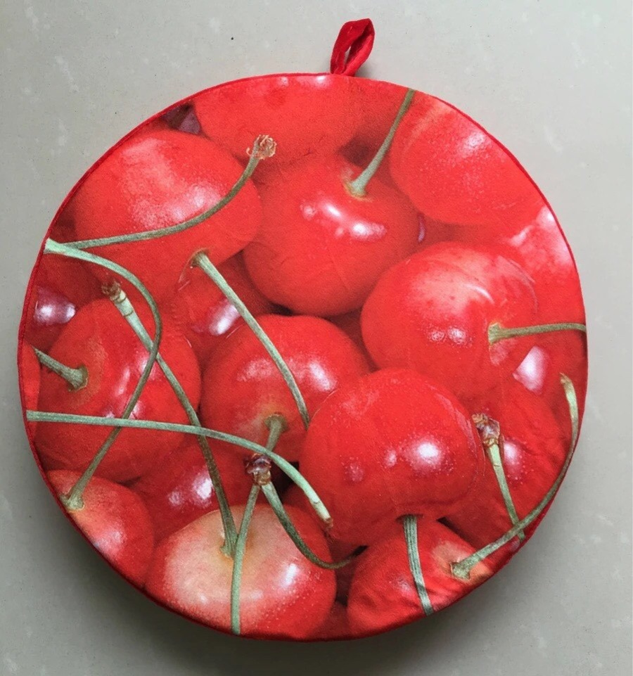 Gối 3D cherry