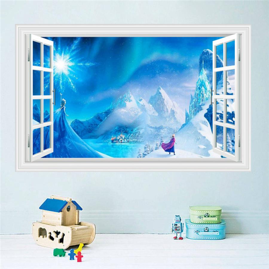 Cửa sổ nữ hoàng tuyết 5