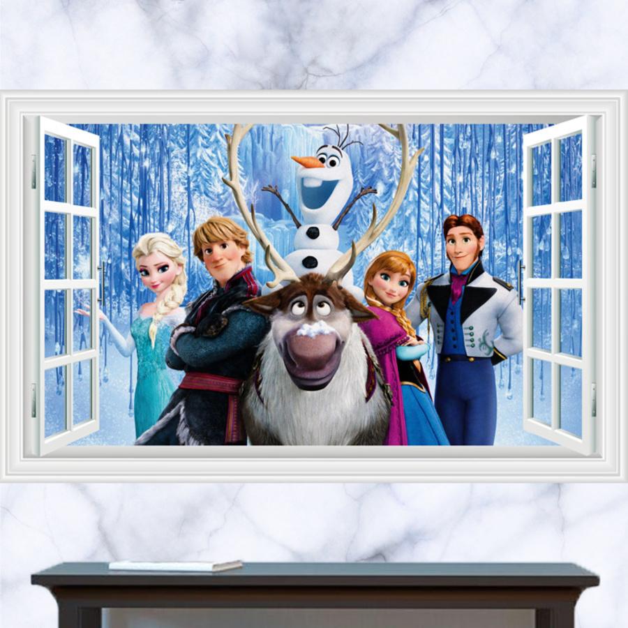 Cửa sổ nữ hoàng tuyết 2