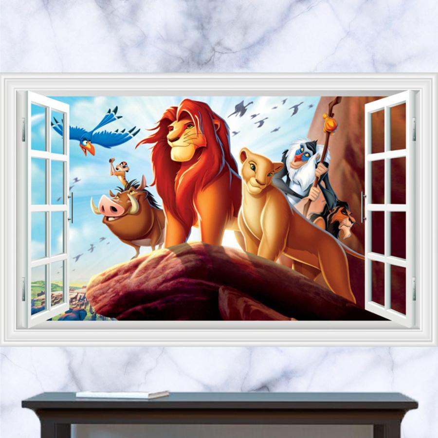 Cửa sổ vua sư tử