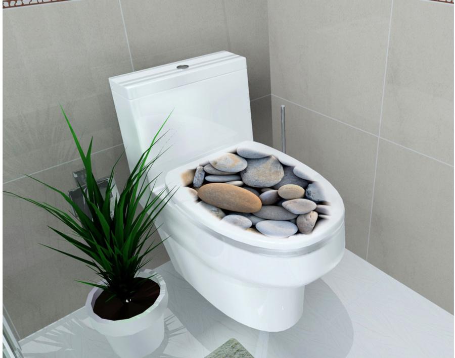 Dán toilet viên sỏi
