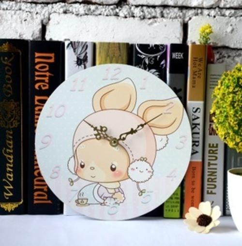 Đồng hồ vintage thỏ con