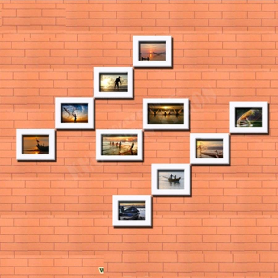 Bộ khung ảnh 10 khung- KA089