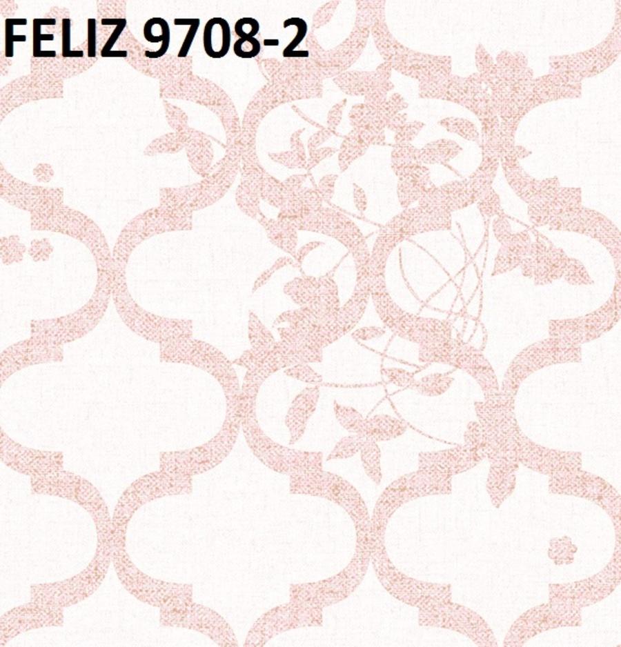 Giấy dán tường họa tiết cổ điển nền trắng 9708-2