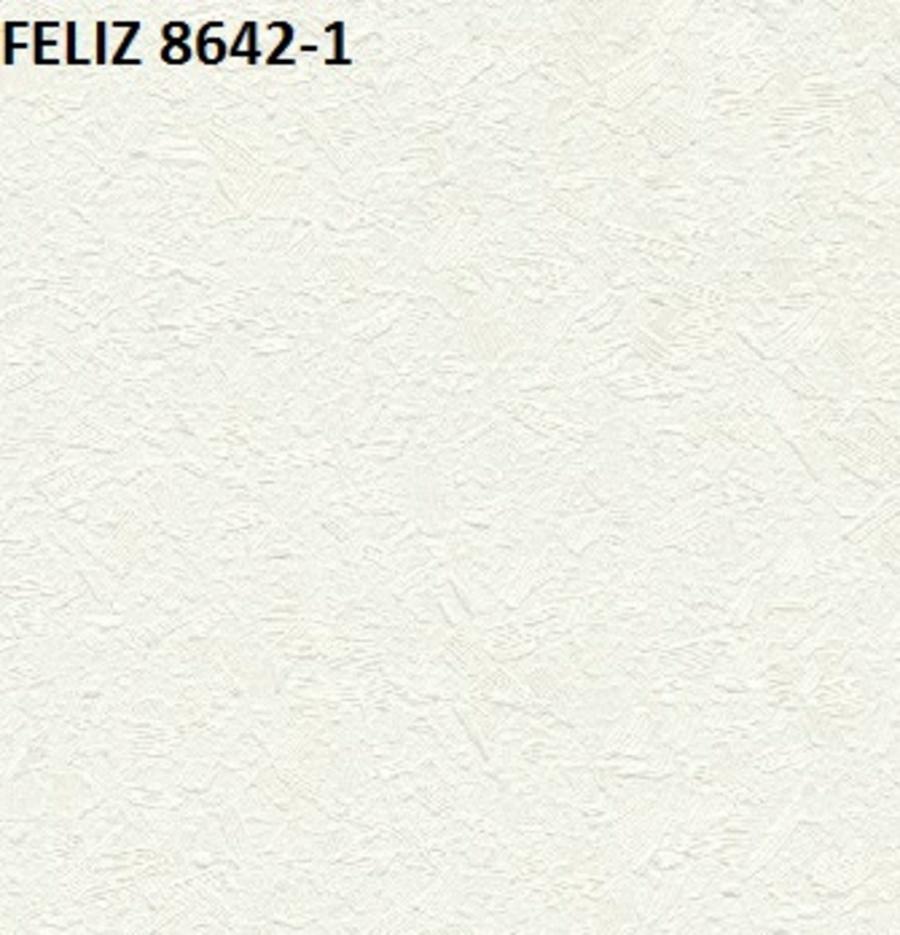 Giấy dán tường trắng nhám 8642-1
