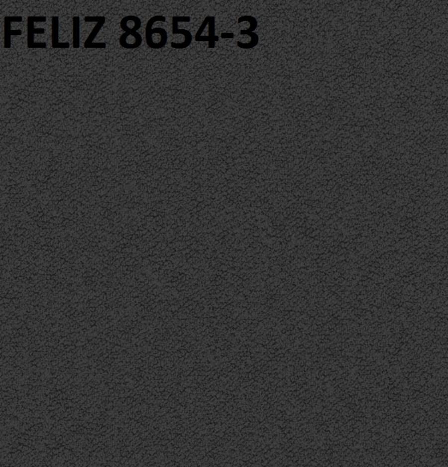 Giấy dán tường họa tiết đen nhám 8654-3