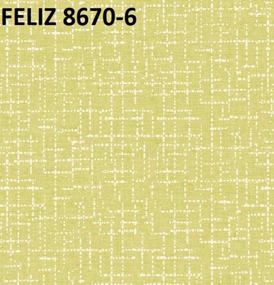 Giấy dán tường nền xanh lá 8670-6