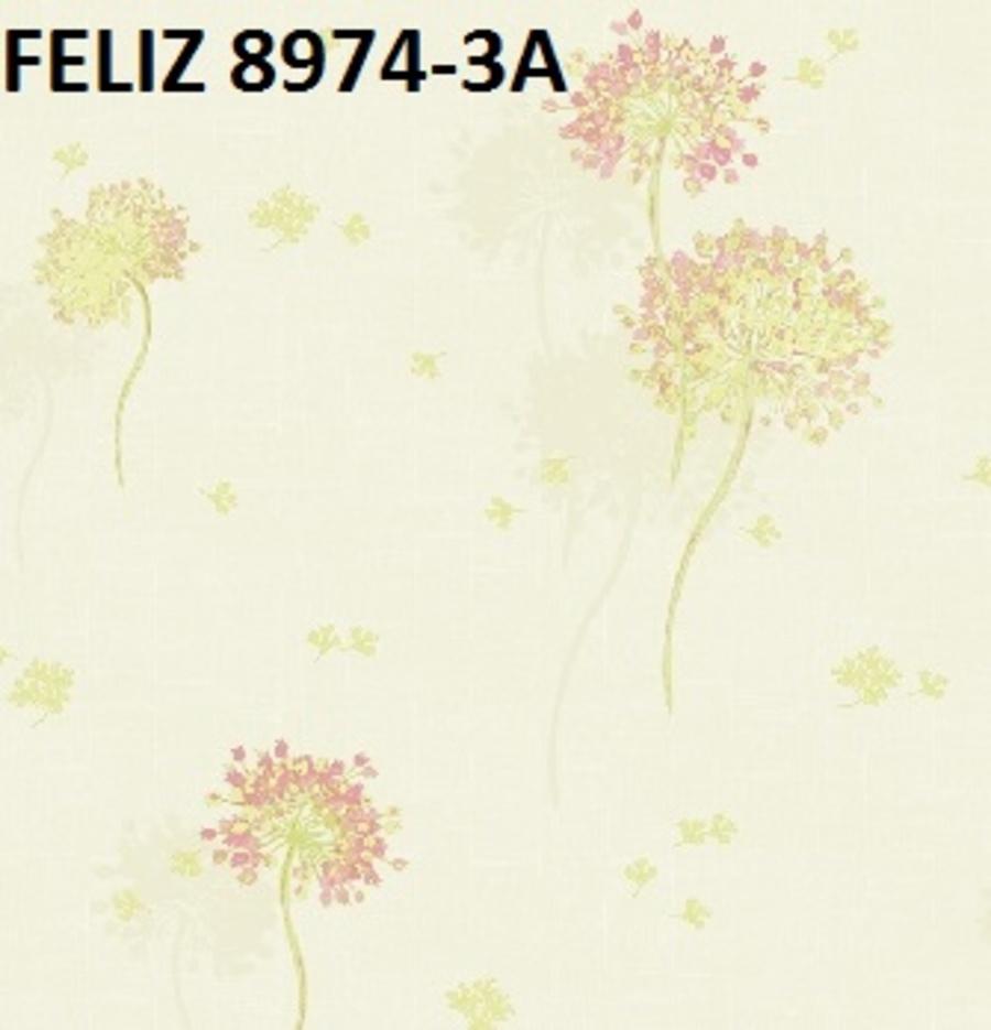 Giấy dán tường hoa bồ công anh 8974-3A