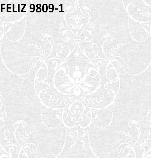 Giấy dán tường cổ điển 9809-1