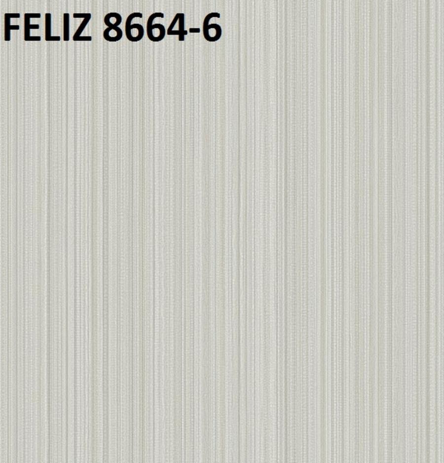 Giấy dán tường họa tiết sọc xám 8664-6