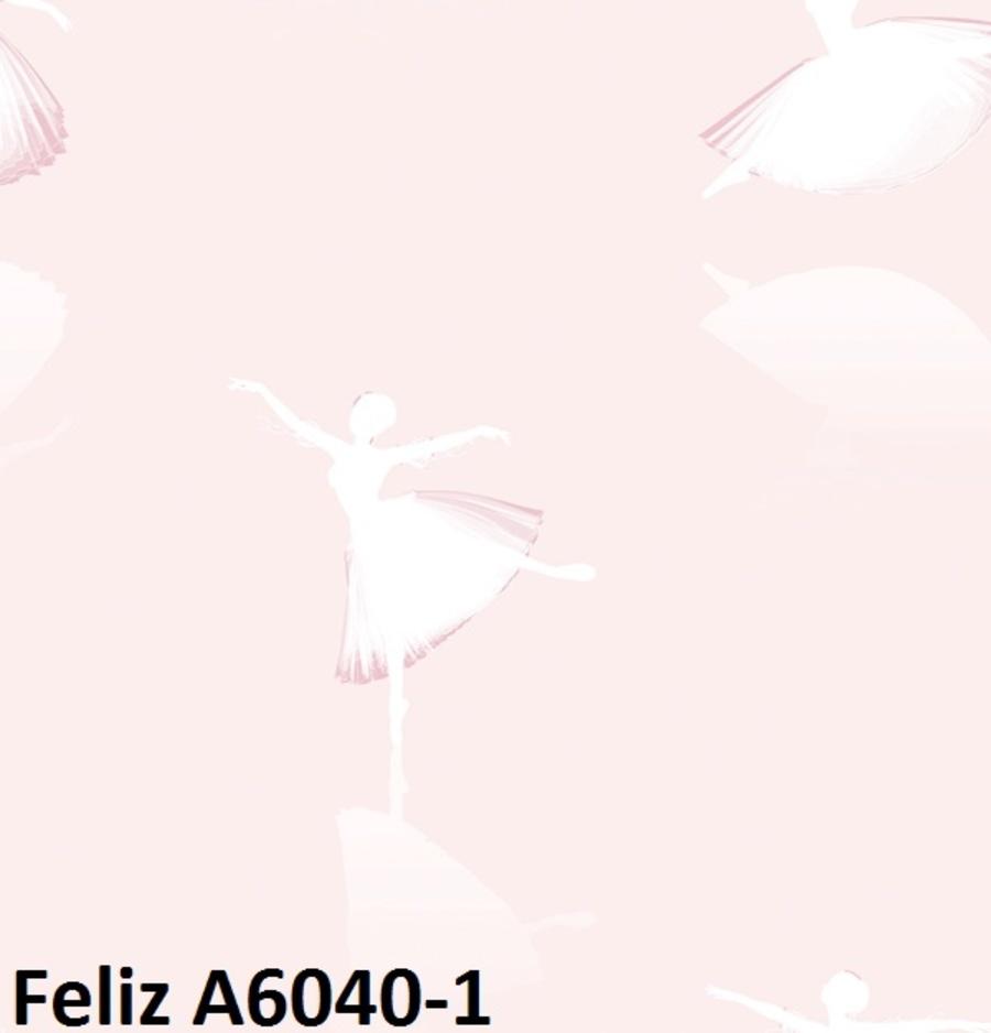 Giấy dán tường vũ công ballet A6040-1