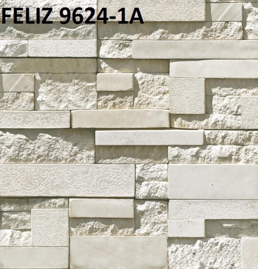 Giấy dán tường giả đá 9624-1A