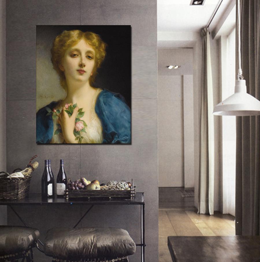 Tranh treo tường nàng Mona Lisa