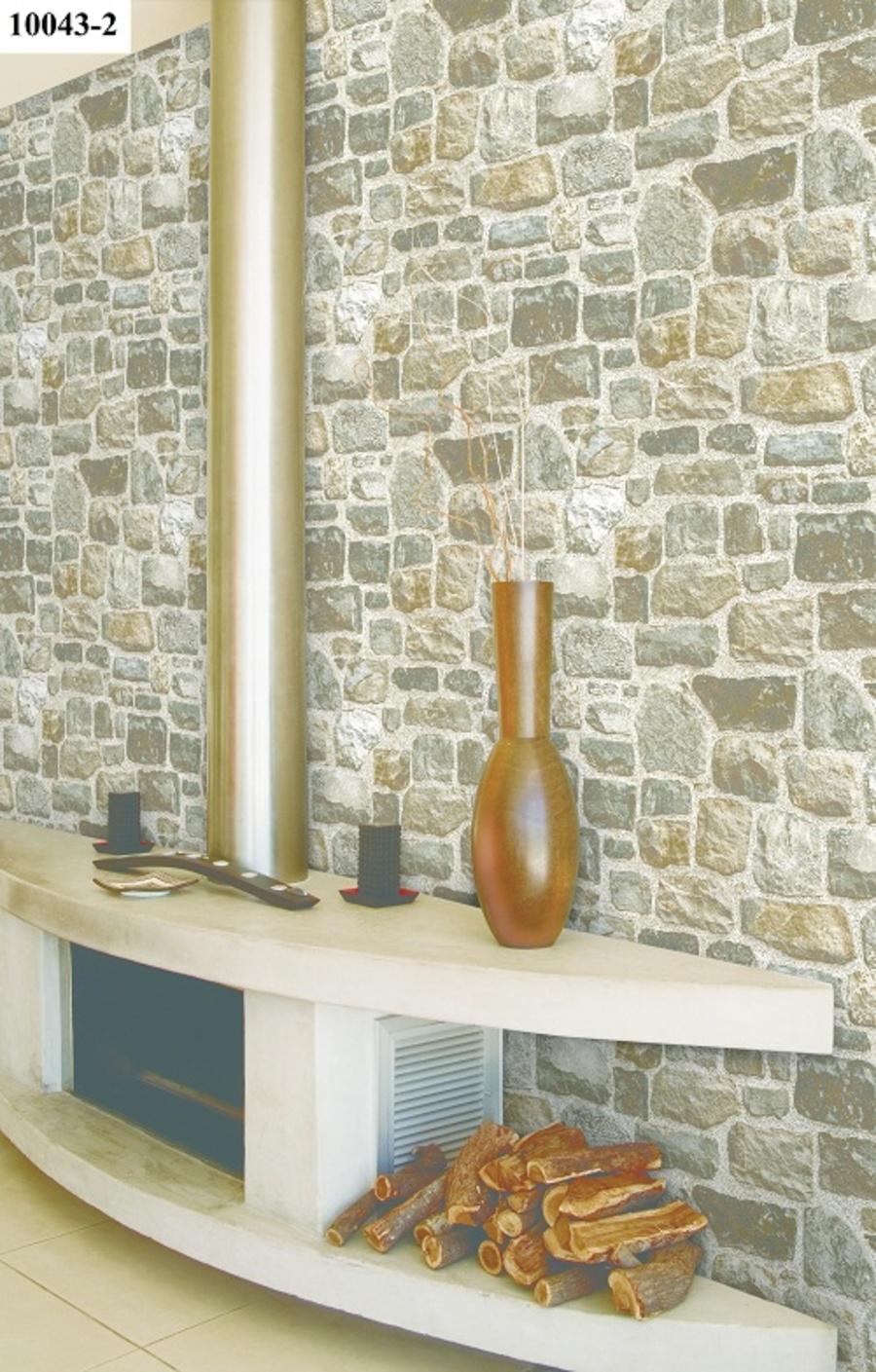 Giấy dán tường giả đá SE 10043-2