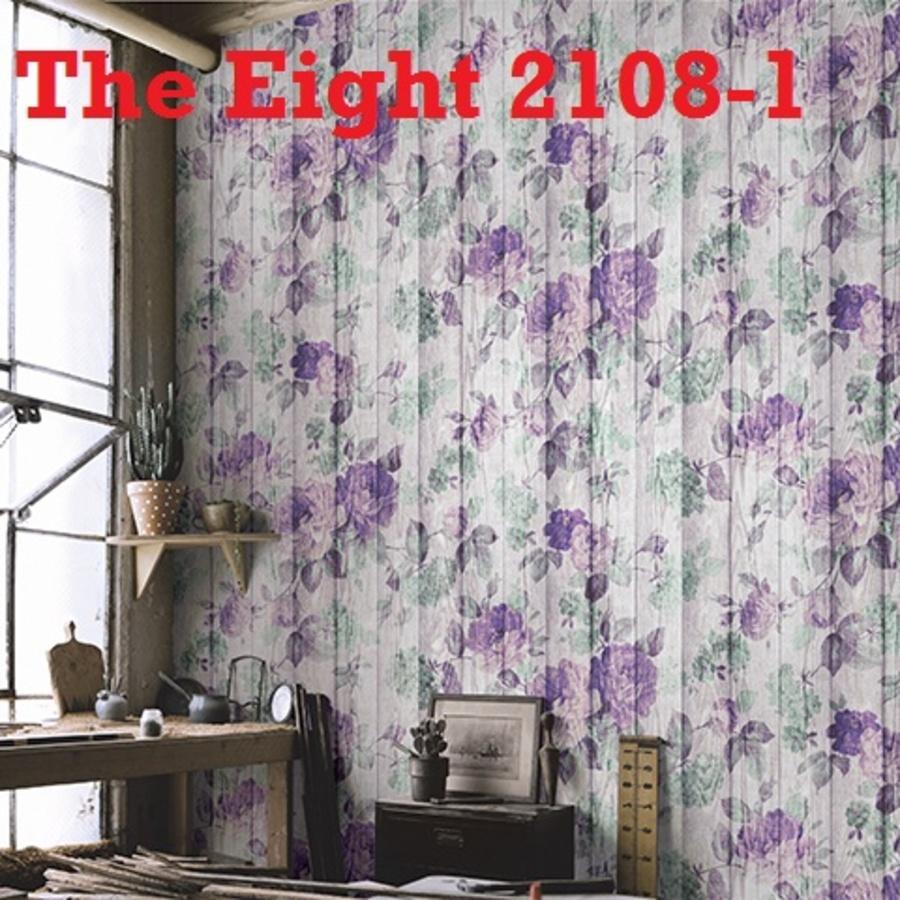 Giấy dán tường hoa hồng TE 2108-1