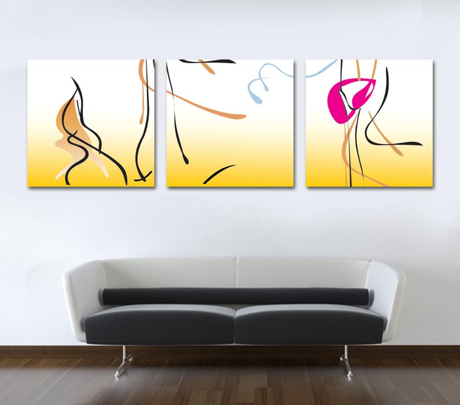 Tranh treo tường nghệ thuật 3